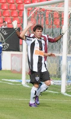 621eae59e3 O Atlético jogou um belo futebol no primeiro tempo e